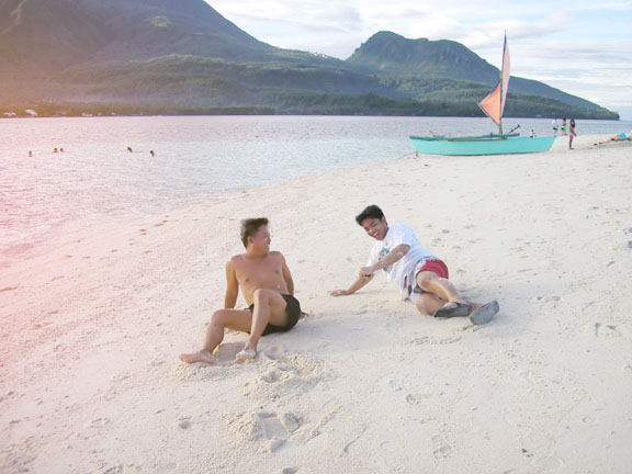 Camiguin Sandbar, Philippines
